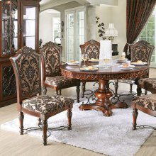 Lucie Round Dining Table