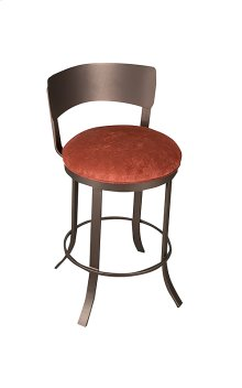 Baltimore B507H26S Swivel Back No Arms Bar Stool