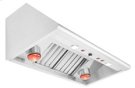 "Performance 48"" Vent Hood w/ Heat Lamps Product Image"