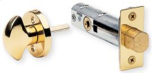 null in (Mortise Privacy Bolt - Solid Brass)