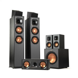 KlipschR-620F 5.1.2 Dolby Atmos Home Theater System