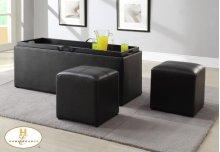 Storage Ottoman/Table/Bench
