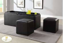 Storage Ottoman/Table/Bench