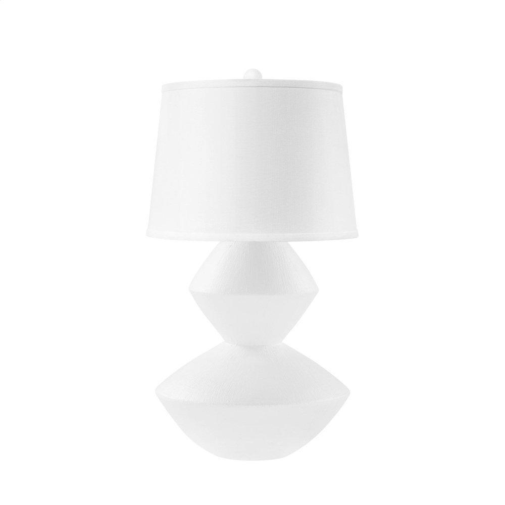 Celeste Lamp, White