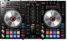 Portable 2-channel controller for Serato DJ Pro