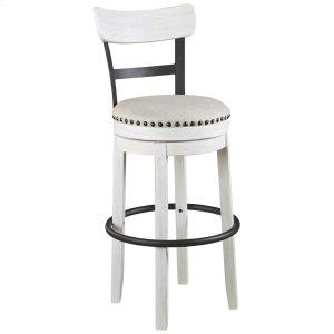 Ashley FurnitureSIGNATURE DESIGN BY ASHLEYTall UPH Swivel Barstool(1/CN)