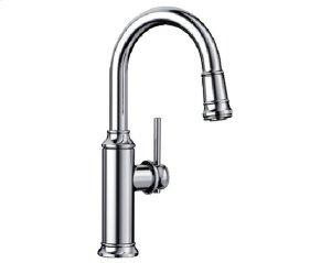 Blanco Empressa Bar Faucet - Polished Chrome Product Image