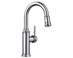 Blanco Empressa Bar Faucet - Polished Chrome Product Image