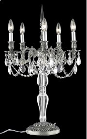 9605TL18PW - Monarch in Pewter with Crystal (Clear) Product Image