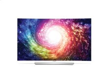 """55"""" Class Smart Curved 4k OLED 3D TV With Webos 2.0"""