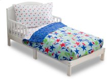 Star Gaze 4-Piece Toddler Bedding Set - Kid bundle - Star Gaze (2201)