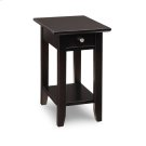 Demi-Lune Chair Side Table Product Image