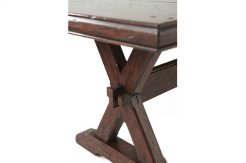 Country Accompaniment Dining Table