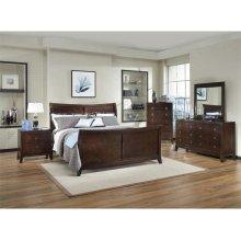Elements International Bedroom Alexandra Dresser AX555DR