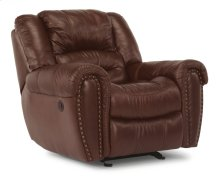 Crosstown Leather Power Recliner