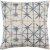 """Additional Nebula NEB-003 18"""" x 18"""" Pillow Shell with Polyester Insert"""