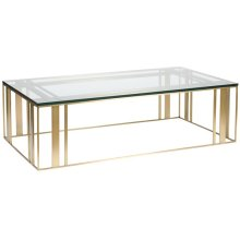 Wallace Rectangle Cocktail Table P219CR
