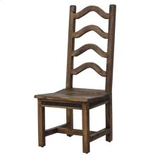 Laguna Chair W/Wood Seat