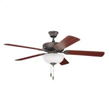 """52"""" Basics Select Collection 52 Inch Kichler Basics Select Ceiling Fan SNB"""