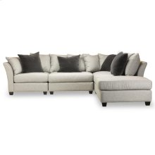 Elle Sectional - Stone