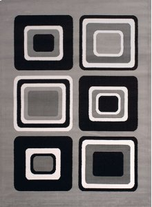 Dallas Spaces Silver Rugs