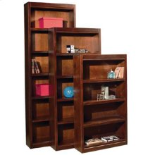 Essentials Lifestyles 94 Bookcase With Fixed Shelves