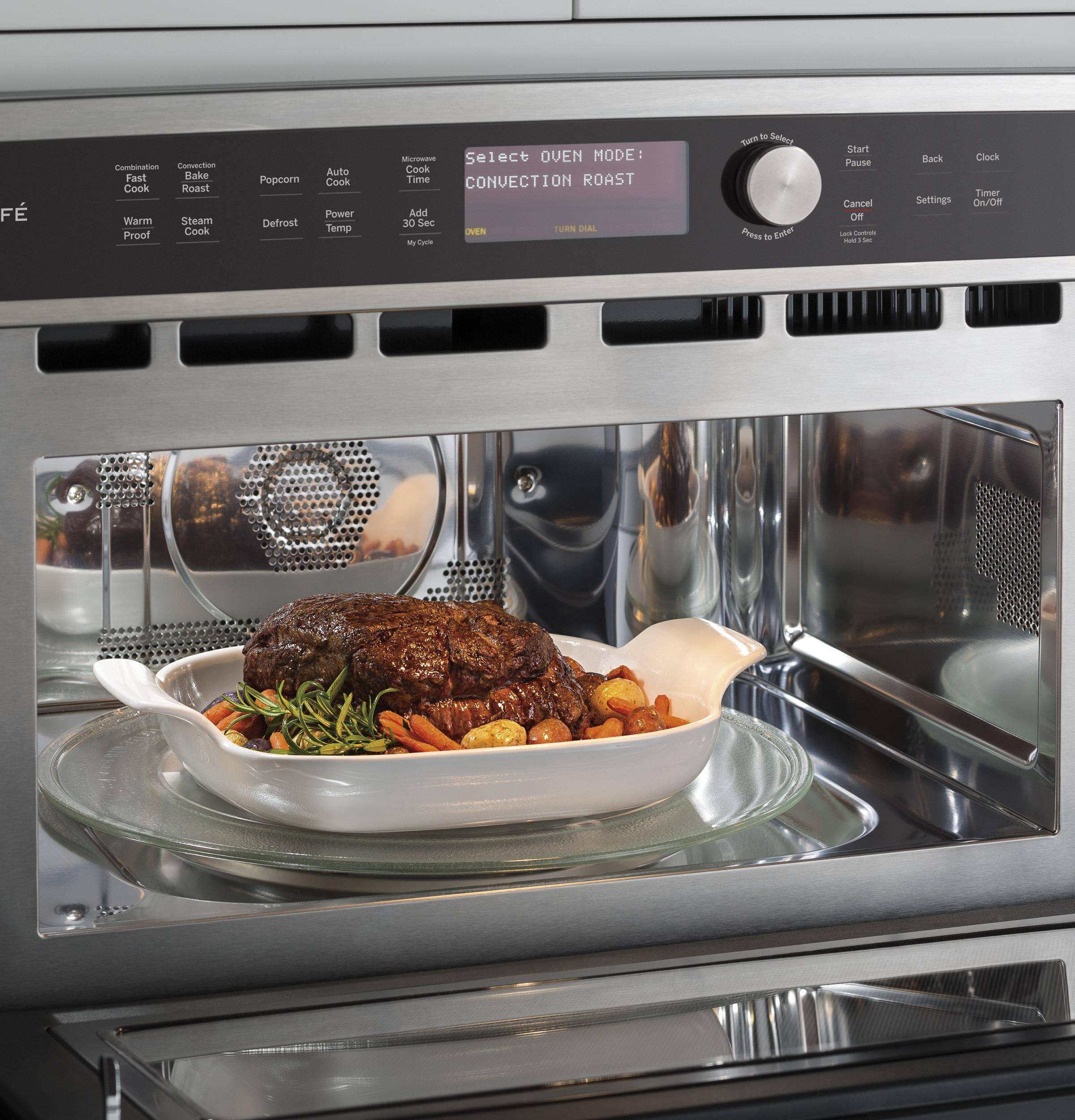 oven hidden additional - Microwave Convection Oven