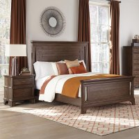 Bedroom - Telluride Standard Bed Product Image