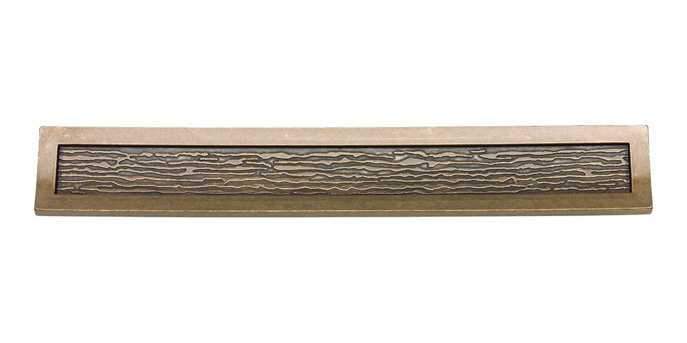Primitive Pull 5 1/16 Inch (c-c) - Burnished Bronze