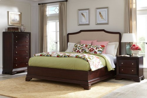 Newport Upholstered Bed