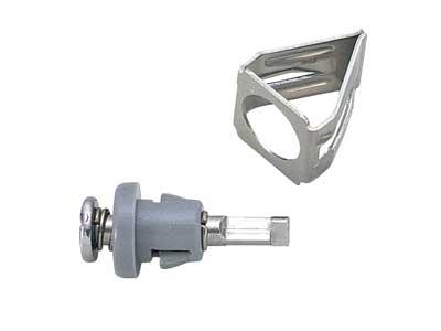 Push Lock Fastener (push-turn Type)