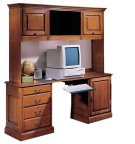 Credenza and 1731 Hutch Station Product Image