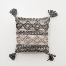 Charcoal Joslin Pillow - Charcoal