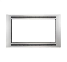 Frigidaire Black/Stainless 30'' Microwave Trim Kit SPECIAL OPEN BOX/RETURN CLEARANCE ONE ONLY # 669284
