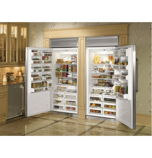 "Monogram 36"" Professional Built-In All Freezer"