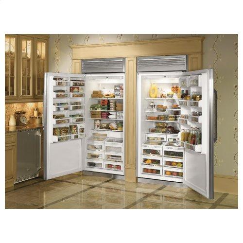 "Monogram 36"" Professional Built-In All Freezer"