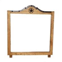 Alamo Iron Mirror