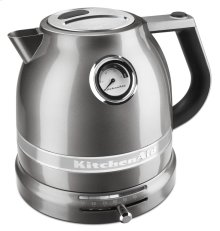 1.5 L Pro Line® Series Electric Kettle - Medallion Silver