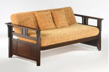 Teddy R Daybed in Dark Chocolate Finish