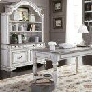 3 Piece Desk & Hutch Set Product Image