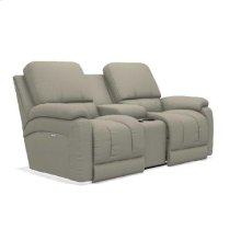 Greyson Power Reclining Loveseat w/ Console