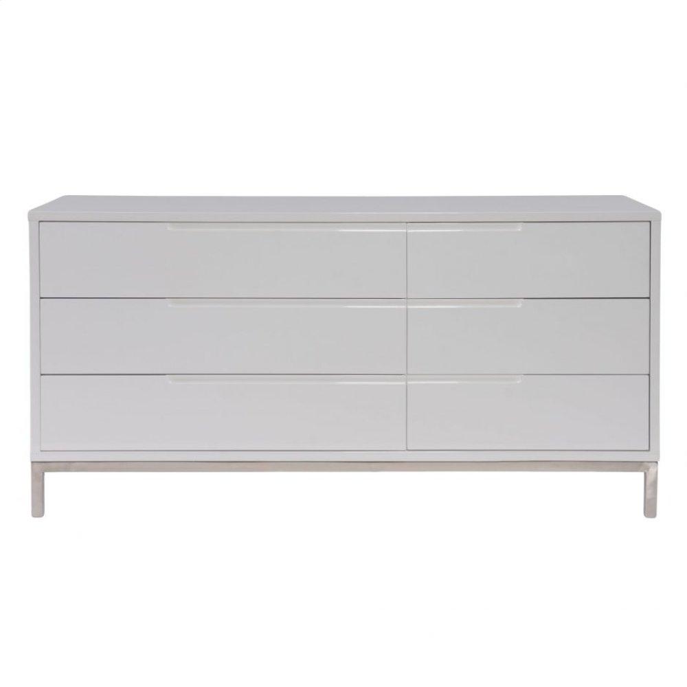 Naples Dresser White