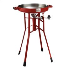 Red FireDisc Deep 36-Inch Tall Portable Cooker