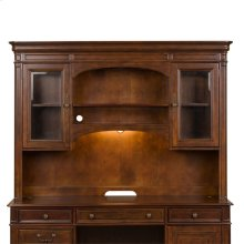 Jr Executive Credenza Hutch