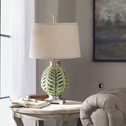 Flowing Fern Table Lamp