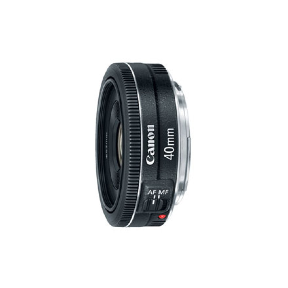 Canon EF 40mm f/2.8 STM Standard and Medium Telephoto Lens