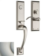 Satin Nickel Cody 3/4 Escutcheon Trim