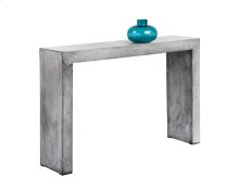 Axle Console Table - Grey