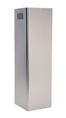 Optional Non-Ducted Flue Extension for B59 Range Hoods in Stainless Steel