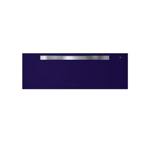 """Cobalt Blue 30"""" Designer Warming Drawer - DEWD (30"""" wide)"""